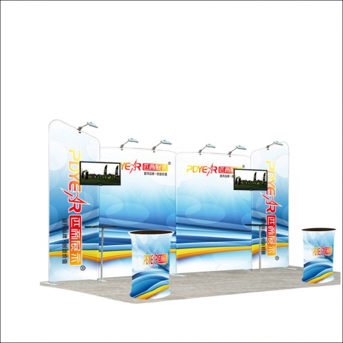 Portable Exhibition Booth P4-36